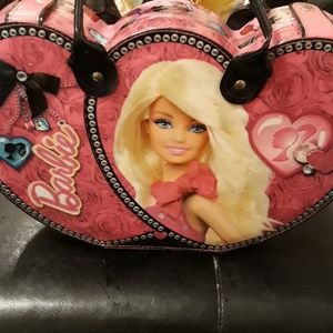 Barbie Other - Barbie travel case